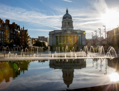 Nottingham's universities and institutions unite to drive local recovery with UK's first Civic Agreement